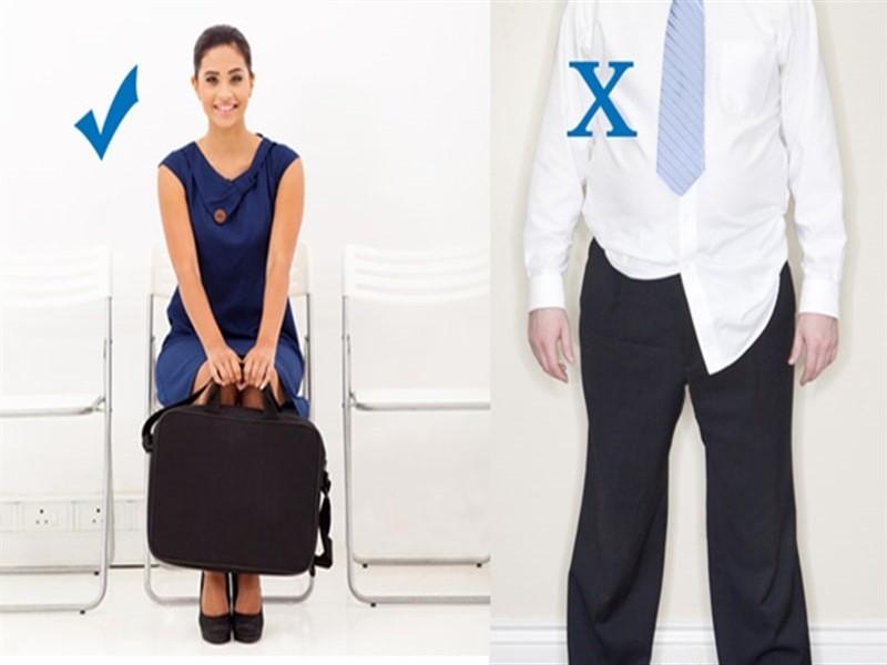 Cách lựa chọn trang phục phỏng vấn