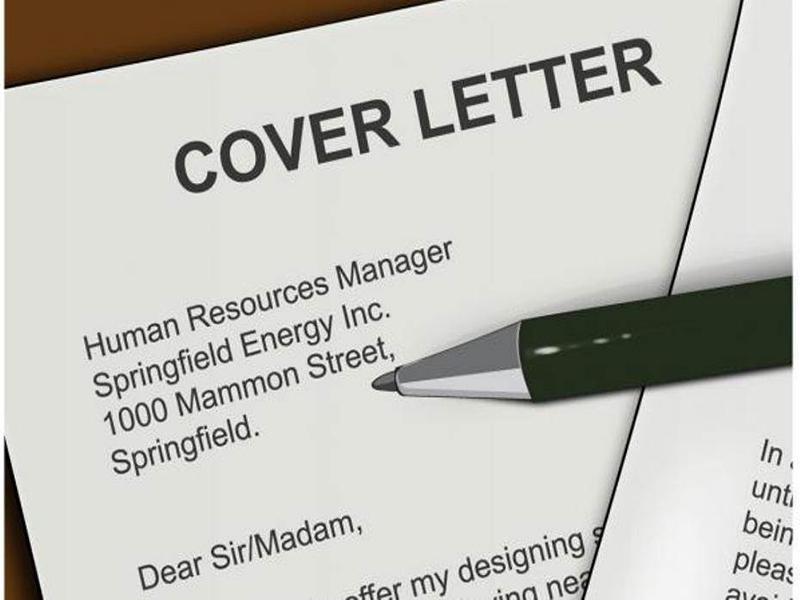 Nội dung cơ bản cần có trong thư ứng tuyển